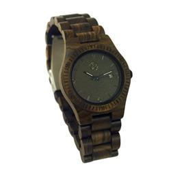 Pentagram Wooden Watch