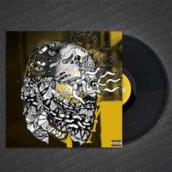 Evil Friends Black 12'' Vinyl