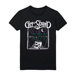 Biting Plants Black T-Shirt