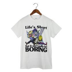 Life's Short White