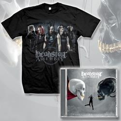 Deadstar Assembly CD+T-Shirt