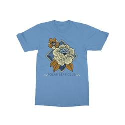 Flower City Light Blue T-Shirt