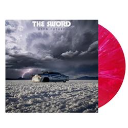 Used Future Red LP