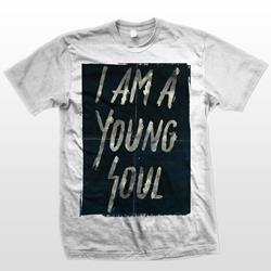 I Am A Young Soul White