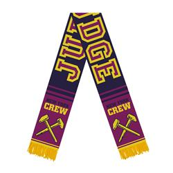 New York Crew Navy/Purple Knit