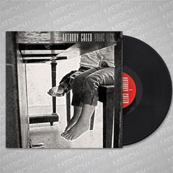 Young Legs Black LP