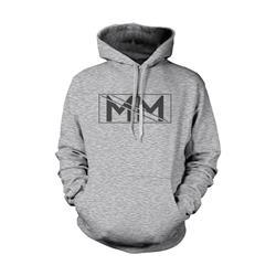 MM Logo Heather Grey