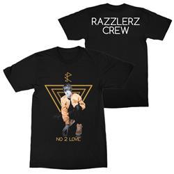 Razzlers Crew Black