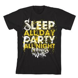 Sleep All Day Black
