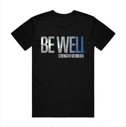 Be Well - Strength For Breath Black