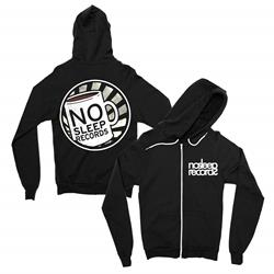 *Limited Stock* No Sleep Logo Black