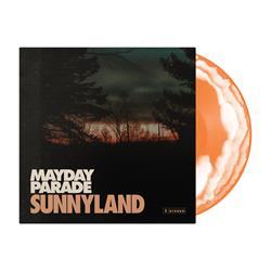 Sunnyland Orange/White Swirl