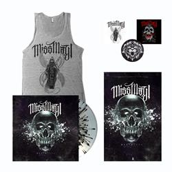 Deathless Vinyl LP + Tank Top + Poster + Sticker Pack + Digital Download