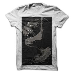 Being As An Ocean - Liquid White T-Shirt