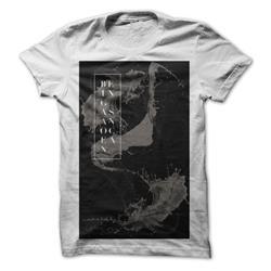 Being As An Ocean - Liquid White T-Shirt