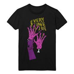 Zombie Hands Black
