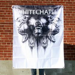 Bear White Banner