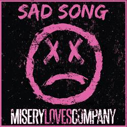 Sad Song Single