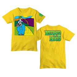 Full Wizard Yellow