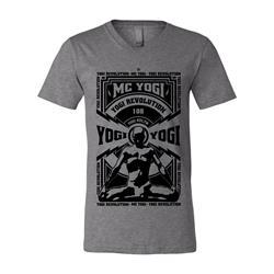 Yogi Revolution Heather Grey
