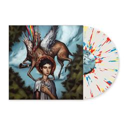 Blue Sky Noise Remastered Cloudy Clear W/ Blue,Yellow & Red Splatter Vinyl 2Xlp