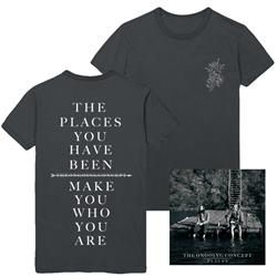Places CD/Digital + T-Shirt