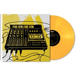 Limited Edition Cassette Backs Transparent Yellow