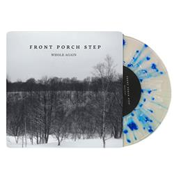Whole Again EP Ultra Clear W/Blue & White Heavy Splatter 7inch