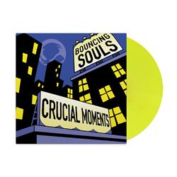 The  Crucial Moments Neon Green