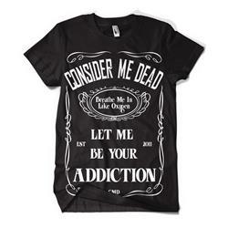 Addiction Black
