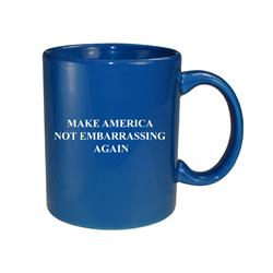 Make America Not Embarrassing Again Mug