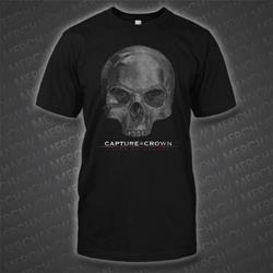 Reign Of Terror Album Black T-Shirt