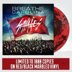 Savages Red/Black Marble LP