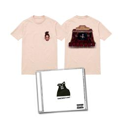 CD & Stage Pink T-Shirt