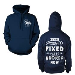 Broken Navy                                                             HOLIDAY