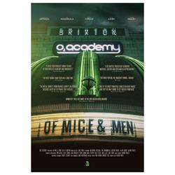 24x36 Big Movie Size Live At Brixton Poster