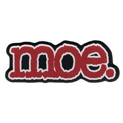 Logo Black/Red Magnet