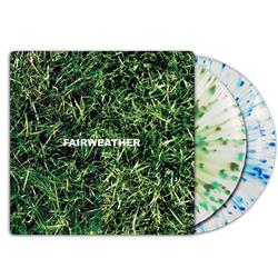 Lusitania Clear Blue/Clear Green 2 X LP