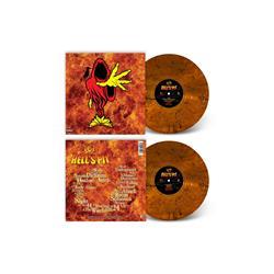 Hell's Pit Gold W/ Black Smoke Vinyl 2X LP