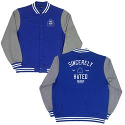 Sincerely Hated Royal Blue/Grey