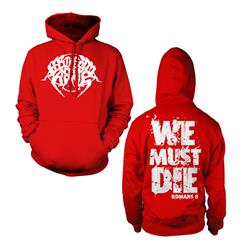 We Must Die Red *Sale! Final Print!*