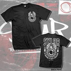 Sylar - Eagle Black T-Shirt