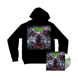 Left To Die CD + Album Hoodie