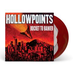 The Hollowpoints - Rocket To Rainier Color-in-Color Vinyl