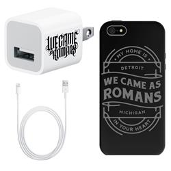 iPhone 5 Case and Charger