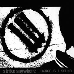 Change Is A Sound Clear LP Vinyl