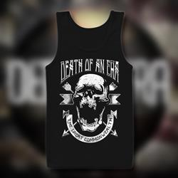 Breaker Black Tank Top