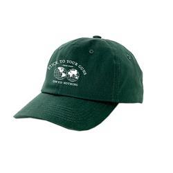 True View Green Dad Hat