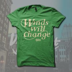 Winds Will Change Green