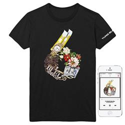 Investments 6 Black T-Shirt + Album Digital Download